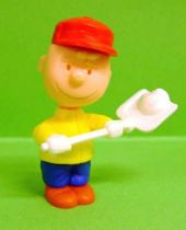 Snoopy - Premium Action Figure - Charlie Brown