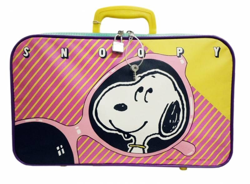 Snoopy - Quantasia Luggage - Snoopy Children Suitcase