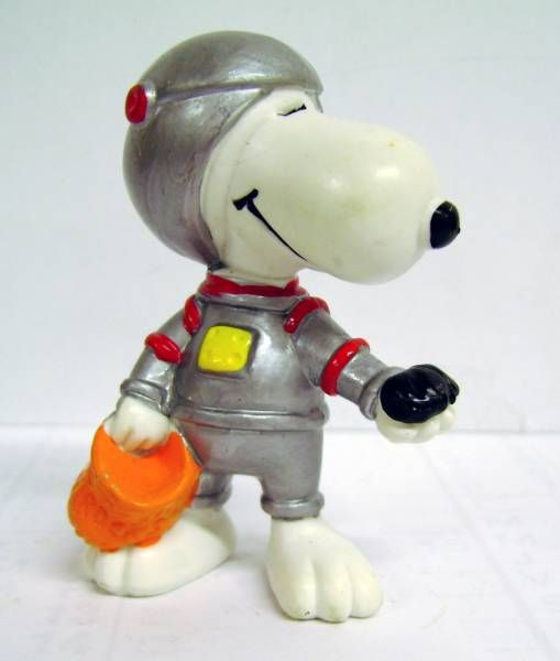 Snoopy - Schleich PVC Figure - Astronaut Snoopy