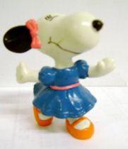 Snoopy - Schleich PVC Figure - Dancing Belle