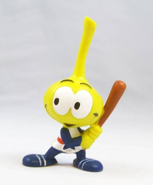 Snorky / Snorkles - Schleich PVC Figure - Baseball Allstar