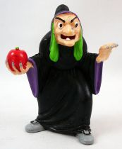 Snow White - Bully 1982 PVC figure - The Old Witch