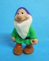 Snow White - Bully Bootleg PVC figure - the dwarf Sleepy
