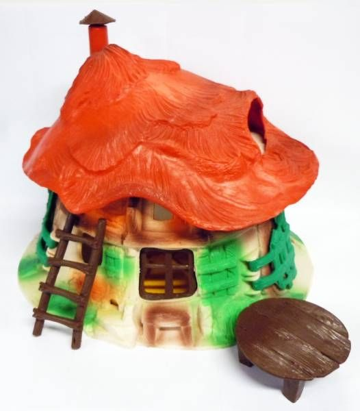 Snow White - Bullyland - Dwarfs\' House