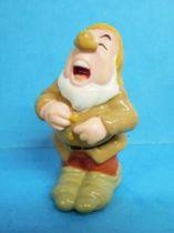 Snow White - Disney PVC figure - the dwarf Sneezy