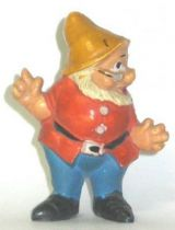 Snow White - Jim figure - The dwarf Doc