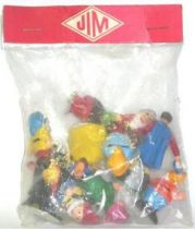 Snow White - Jim keychain Mini Figure - complete serie (mint in baggie)