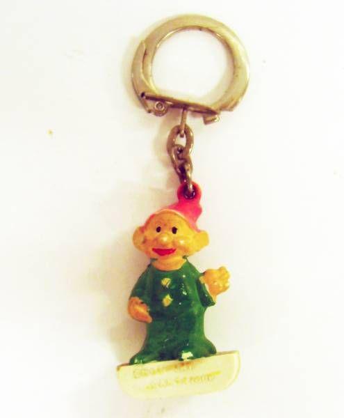 Snow White - Jim keychain Mini Figure - he dwarf Dopey (Chocolat Cantaloup premium)