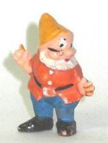Snow White - Jim keychain Mini Figure - The dwarf Doc