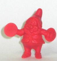 Snow White - Monocolor premium figure La Roche aux Fées - the dwarf Happy