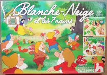 Snow White and the 7 Dwarfs - Board Game - Nathan 1984