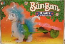 Snugglebums - Tuggy with royal flower-kart (mint in box)