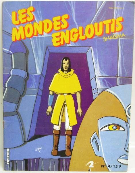 Softcover comic book issue #4 - Editions de la Page Blanche