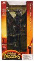 Sorcerers Clan Dragon & Human Wizard (serie 3)