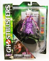 S.O.S. Fantômes Ghostbusters - Diamond Select - Library Ghost