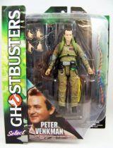 S.O.S. Fantômes Ghostbusters - Diamond Select - Peter Venkman