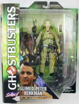 S.O.S. Fantômes Ghostbusters - Diamond Select - Slimed Peter Venkman