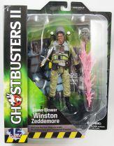 S.O.S. Fantômes Ghostbusters II - Diamond Select - Slime-Blower Winston Zeddemore