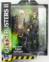 S.O.S. Fantômes Ghostbusters II - Diamond Select - We\'re Back Egon Spengler