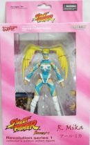 SOTA Toys - R. Mika (Street Fighter)
