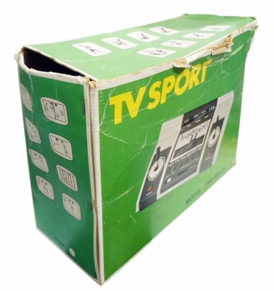 Soundic - Video Game System - TV Sport (TVG-SD-04 Model)