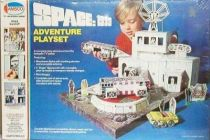 Space 1999 - Adventure Playset - Moon Alpha Base