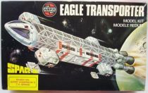 Space 1999 - Airfix Plastic Kit - Eagle Transporter