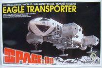 Space 1999 - Aoshima Plastic Kit - Eagle Transporter Scale 1:110