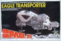 Space 1999 - Aoshima Plastic Kit - Eagle Transporter Scale 1:110