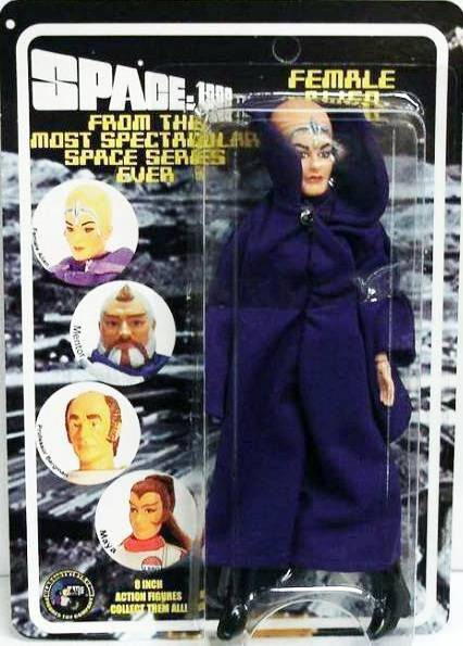 Space 1999 - Classic TV Toys (series 2) - Female Alien