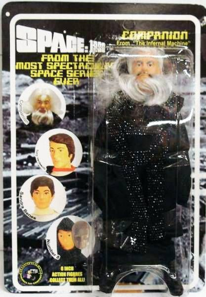 Space 1999 - Classic TV Toys (series 3) - Companion