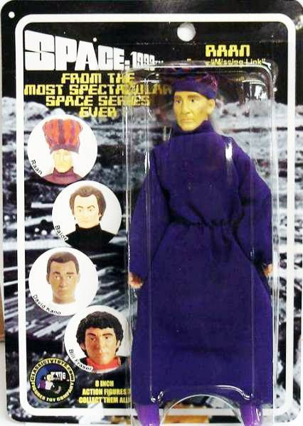 Space 1999 - Classic TV Toys (series 5) - Raan
