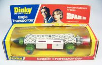 Space 1999 - Dinky Toys 1976 - Eagle Transporter (loose with box)