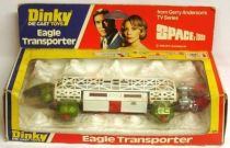 Space 1999 - Dinky Toys 1978 - Eagle Transporter (MIB)