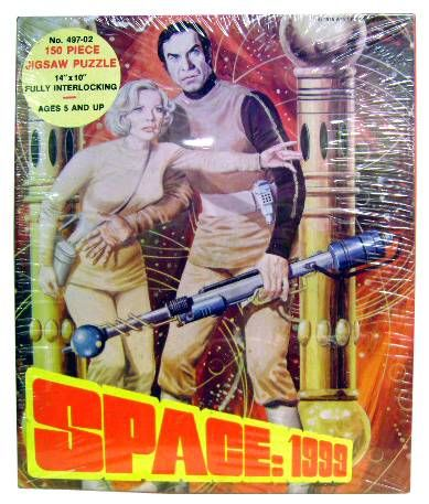 Space 1999 - HG Toys - 150 piece Jigsaw Puzzle ref. 497-02