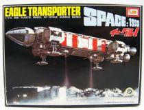 Cosmos 1999 - Maquette IMAI - Eagle Transporter (Rescue) 01