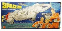 Space 1999 - Mattel 1975 - Eagle 1 Spaceship with figures (loose in box)