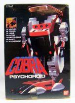 Cobra - Bandai - Psychoroid (occasion en boite Fr) 01