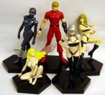 Space Adventures Cobra - Cobra Girl Collection - Set of 5 figures