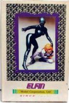 Space Adventures Cobra - Elfin - Cobra & Lady vinyl kit