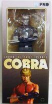Space Adventures Cobra - High Dream - Cobra (black & white) 12\'\' vinyl figure