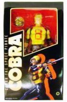 Space Adventures Cobra - High Dream - Cobra Rugball - 12\'\' vinyl figure
