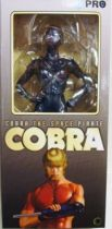 Space Adventures Cobra - High Dream - Lady Armanoid (metallic grey) 12\\\'\\\' vinyl figure