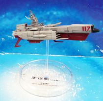 Space Battleship Yamato - Mechanical Collection Popy (2006) - EDF Destroyer #117