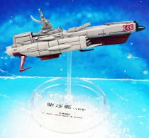 Space Battleship Yamato - Mechanical Collection Popy (2006) - EDF Destroyer #333