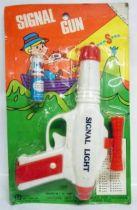 Space Gun - Battery Toy - Signal Gun (Omega Toy)