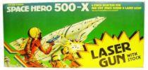 Space Gun - Electronic Gun - Space Hero 500-X