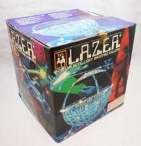 Space Gun - Logix Enterprise Ltd - L.A.Z.E.R. Intergalactic Light Shooting Gallery (Stand de Tir Interplanétaire Lumineux)