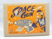 Space Gun - Sparkling Tin Toy
