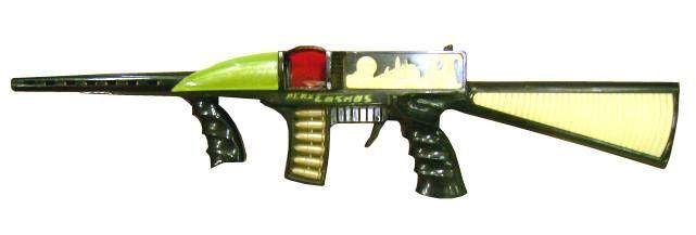 Space Gun - Sparkling Toy - Pery Cosmos Laser Rifle